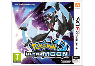 3DS POKEMON ULTRA MOON | Nintendo 3DS
