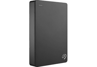 "Disco Duro de 5TB - Seagate Backup Plus Portable, 2.5"", Negro"