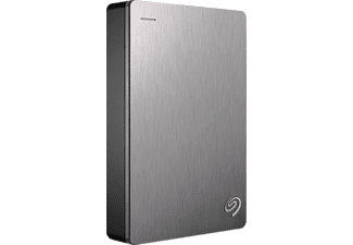 Disco duro externo - SEAGATE Seagate Backup Plus Portable USB Type-A 3.0 (3.1 Gen 1) 5000GB Plata