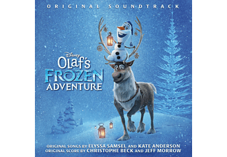 VARIOUS - Olaf's Frozen Adventure (OST) - (CD)