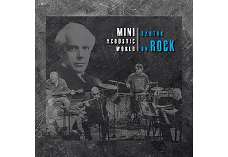 Mini Acoustic World - Bartók on Rock (CD)