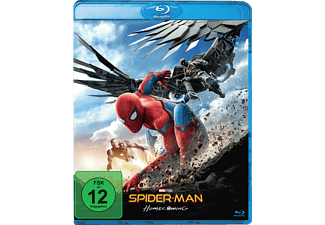 Spider-Man Homecoming - (Blu-ray)