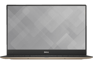 DELL XPS 13, Notebook mit 13.3 Zoll Display, Core™ i7 Prozessor, 8 GB RAM, 256 GB SSD, Iris Plus Grafik 640, Gold