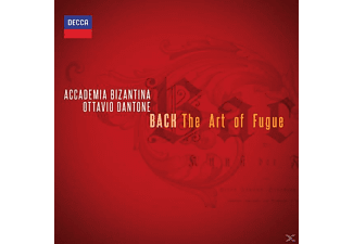 Accademia Bizantina - Bach: The Art Of Fugue - (CD)