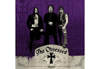 The Obsessed - The Obsessed (Black LP+MP3) - (Vinyl)