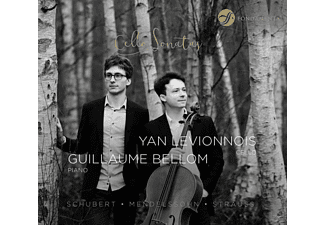 Levionnois, Yan | Bellom, Guillaume - Cello Sonatas [CD]