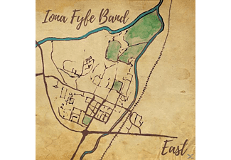Iona Fyfe Band - East - (CD)