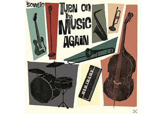 Soweto - Turn On The Music Again - (CD)