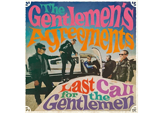 The Gentlemen's Agreements - Last Call For The Gentlemen - (CD)