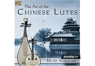 Xiaoyun Miao - The Art Of The Chines Lutes - (CD)
