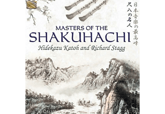Richard Stagg, Hidekazu Katoh - Masters Of The Shakuhachi - (CD)