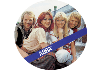 "Abba - Name of the Game  (Picture Vinyl, Limited Edition) (Vinyl SP (7"" kislemez))"