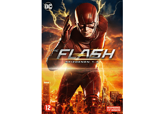 The Flash - Seizoen 1 - 3 - DVD