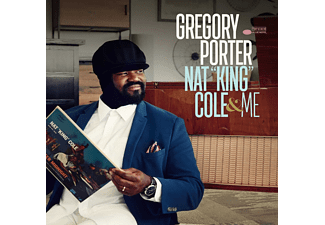 Gregory Porter - Nat King Cole & Me (Vinyl LP (nagylemez))