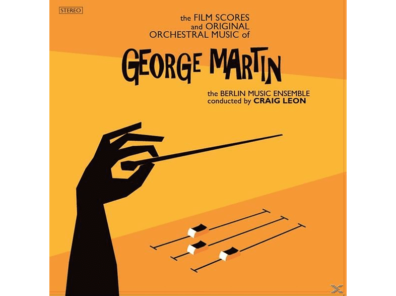 George Martin - The Film Scores And Original Orchestral Music [LP + Download]