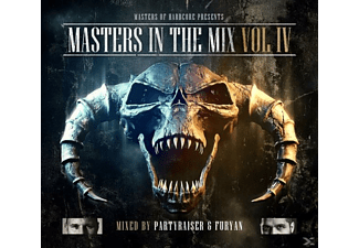 VARIOUS - Masters Of Hardcore-Masters In The Mix Vol.4 - (CD)