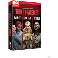 Various, Royal Shakespeare Company - Three Tragedies [DVD]