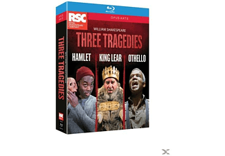 Royal Shakespeare Company - Three Tragedies - (Blu-ray)