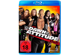 1997-DAWN OF THE ATTITUDE - (Blu-ray)