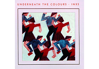 Inxs - Underneath the Colours (2011 Remastered Edition) (Vinyl LP (nagylemez))