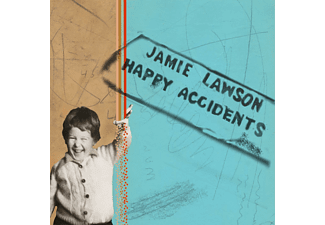 Jamie Lawson - Happy Accidents - (CD)