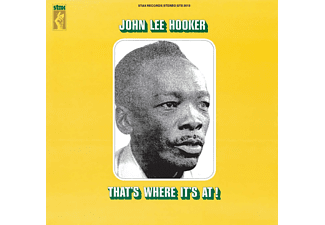 John Lee Hooker - That's Where It's At! (Limited Edition) (Vinyl LP (nagylemez))