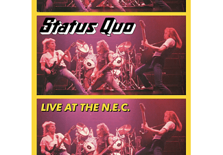 Status Quo - Live at the N.E.C. (Limited Edition) (Vinyl LP (nagylemez))
