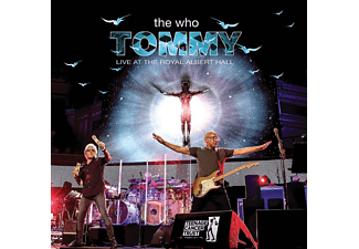 The Who - Tommy - Live at Royal Albert Hall (Limited Edition) (Vinyl LP (nagylemez))