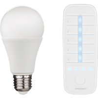 SMARTWARES 10.049.50 Connected Bulb Set A60 LED Leuchtmittel Warmweiß