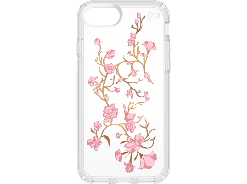 SPECK HardCase Presidio Backcover Apple iPhone 8 Kunststoff Transparent