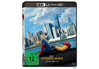 Spider-Man - Homecoming - (4K Ultra HD Blu-ray + Blu-ray)