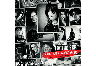 Tom Keifer - The Way Life Goes - Deluxe Edition - (CD)