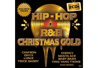 VARIOUS - Hip Hop & R&B Christmas Gold - (CD)