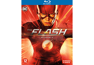 The Flash Saison 3 Blu-ray