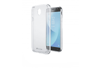 CELLULARLINE Clearcover Duo Galaxy J7 2017 (CLEARDUOGALJ717T)