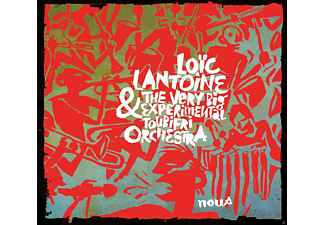 Loic Lantoine & The Very Big Experimental Toubifri Orchestra - Nous - (CD)