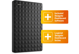 SEAGATE Externe harde schijf 1 TB Expansion+ (STEF1000401)