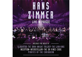 Hans Zimmer - Live In Prague (2CD) - (CD)