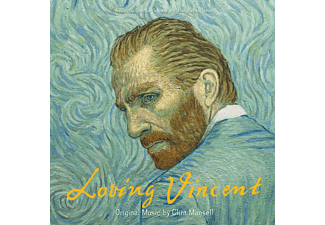 Clint Mansell - Loving Vincent - (CD)