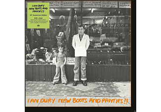 Ian Dury, The Blockheads - New Boots And Panties! (40th Anniv.Deluxe Edit.) - (LP + Bonus-CD)