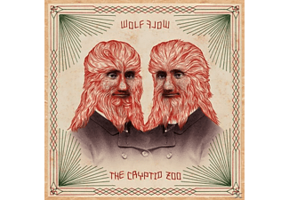 Wolfwolf - The Cryptid Zoo - (CD)
