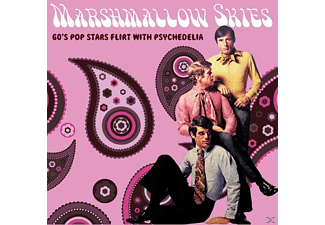 VARIOUS - Marshmallow Skies (60's Pop Stars Flirt With Psyc) - (CD)