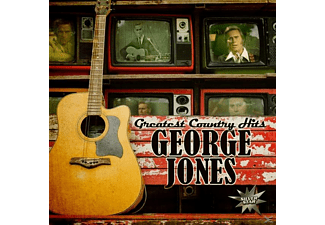 George Jones - Greatest Country Hits - (CD)