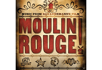 OST/VARIOUS - Moulin Rouge (2LP) - (Vinyl)