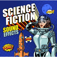 Sound Effects - Science Fiction Sound Effects [CD]