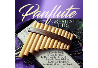 VARIOUS - Panflute Greatest Hits - (CD)