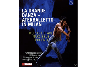 Aterballetto - La grande danza:Aterballetto in Milan - (Blu-ray)