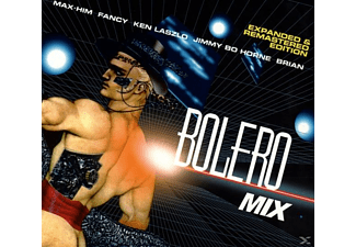 VARIOUS - Bolero Mix - (CD)