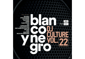 VARIOUS - Blanco Y Negro DJ Culture Vol.22 - (CD)