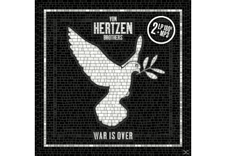 Von Hertzen Brothers - War Is Over (2LP 180 Gr.+MP3) - (LP + Download)